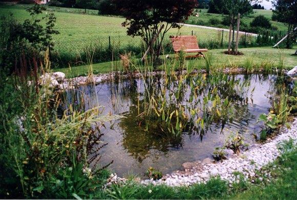 Teichbau u2013 Teichanlagen in München& 5 Seen Land ~ 07114926_Gartenteichgestaltung Wasserfall